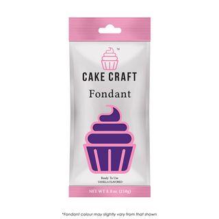 CAKE CRAFT | FONDANT | DEEP PURPLE | 250G