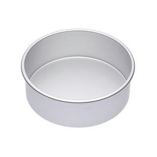 CAKE PAN/TIN | 8 INCH | ROUND | 4 INCH DEEP
