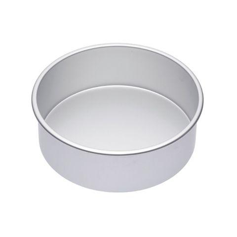 CAKE PAN/TIN   8 INCH   ROUND   4 INCH DEEP