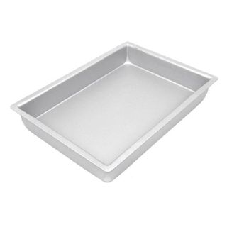CAKE PAN/TIN | 9 x 12 INCH | RECTANGLE | 3 INCH DEEP