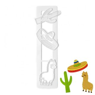 MEXICAN | IMPRESSION CUTTER SET