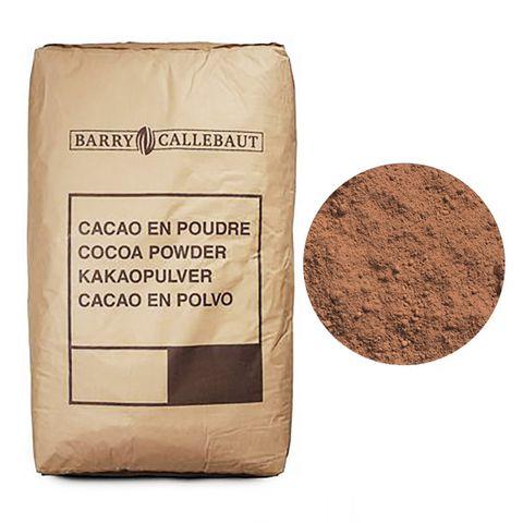 BARRY CALLEBAUT   LOW FAT COCOA POWDER   25KG