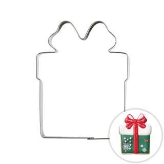 CHRISTMAS PRESENT   COOKIE CUTTER