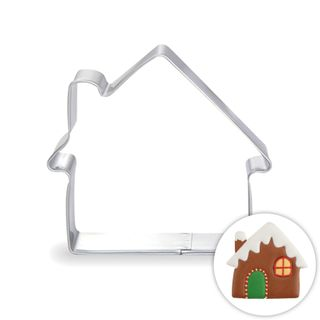 GINGERBREAD HOUSE | COOKIE CUTTER