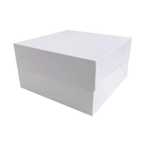11X11X6 INCH CAKE BOX & LID   MILK CARTON