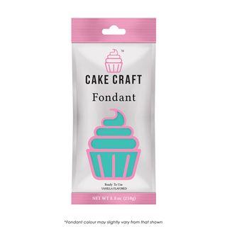 CAKE CRAFT | FONDANT | PURE TEAL | 250G