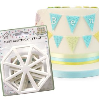 EASY BUNTING CUTTERS | 3 PIECES