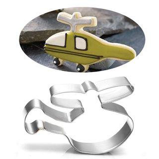 HELICOPTER | COOKIE CUTTER