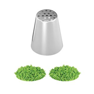 CAKE CRAFT | GRASS/HAIR | DECORATING PIPING TIP | 36MM