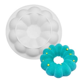 LARGE 3D DAISY FLOWER SILICONE MOULD