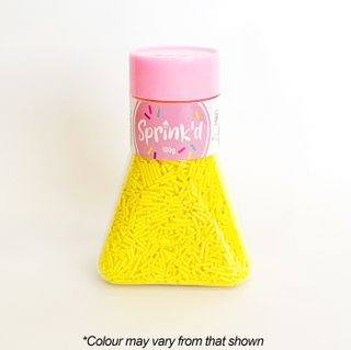 SPRINK'D | JIMMIES | YELLOW | 100G