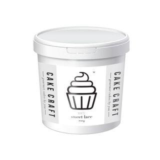 CAKE CRAFT | SWEET LACE | WHITE | 200G