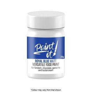 PAINT IT | ROYAL BLUE MATT | 25G