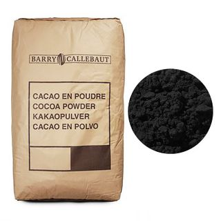 BARRY CALLEBAUT | BLACK COCOA POWDER | 25KG