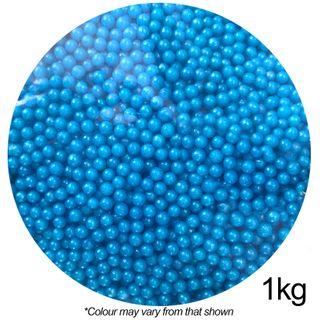 SPRINK'D | SUGAR BALLS | POLISHED BLUE | 4MM | 1KG