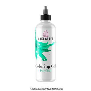 CAKE CRAFT | COLOURING GEL | PURE TEAL | 250G