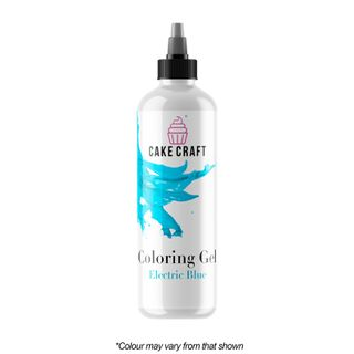 CAKE CRAFT | COLOURING GEL | ELECTRIC BLUE | 250G