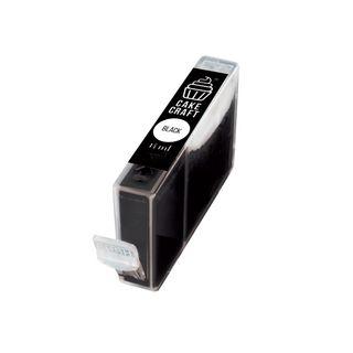 CAKE CRAFT | CANON CLI-681BK | EDIBLE INK REFILL CARTRIDGE | BLACK | 14ML
