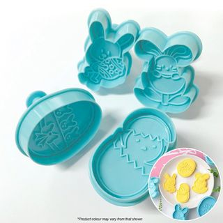 EASTER BUNNY | PLUNGER CUTTERS | 4 PIECES