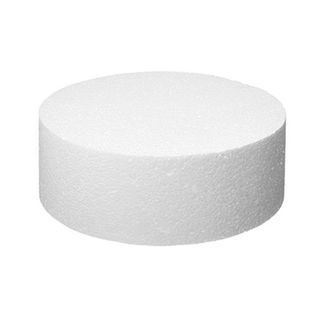 FOAM DUMMY | 6 INCH | ROUND | 3 INCH HIGH