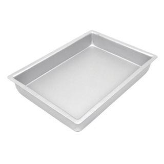 CAKE PAN/TIN   11 x 15 INCH   RECTANGLE   3 INCH DEEP