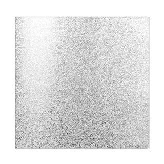 CAKE BOARD | SILVER | 9 INCH | SQUARE | MDF | 6MM THICK