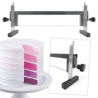 CAKE CRAFT | CAKE LEVELLER | FITS UP TO 13 INCH WIDE CAKE