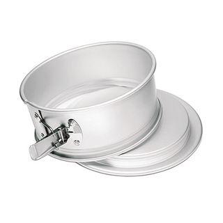 CAKE PAN/TIN | 8 INCH | ROUND SPRINGFORM | 3 INCH DEEP