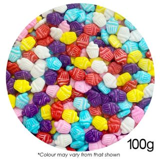 CAKE CRAFT | CUPCAKE SPRINKLES | 100G