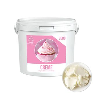 CAKE CRAFT | CREME VEGETABLE SHORTENING | 750G