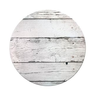 CAKE BOARD | TIMBER DESIGN | 10 INCH | ROUND | MDF | 6MM THICK