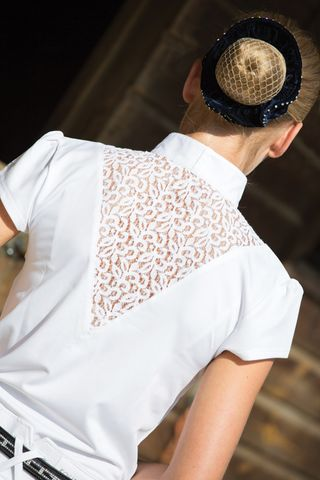 Bella Lace Competition Shirt -