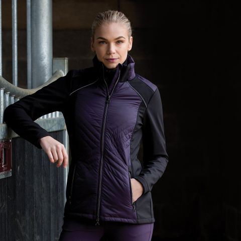 Apollo Quilted Softshell Jacket
