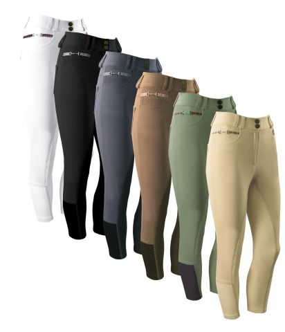 Snaffle High Waist Breeches -