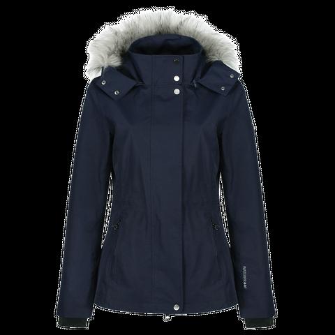 Moorland Waterproof Jacket - Navy M
