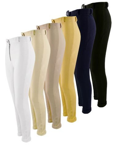 Junior Grip Seat Jodhpurs - Ch