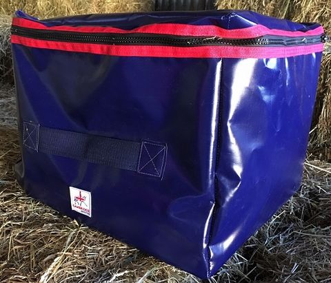 Half Hay Bale Bag (top lid)
