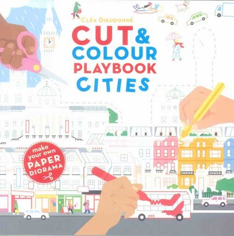 Cut & Colour Playbook: Cities
