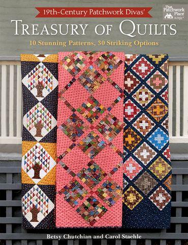 19th-Century Patchwork Divas' Treasury of Quilts