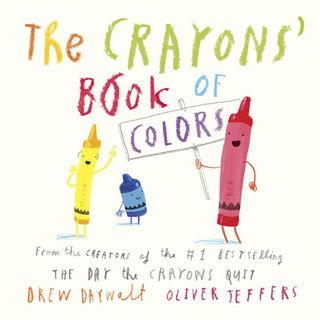 Crayons' Book of Colours