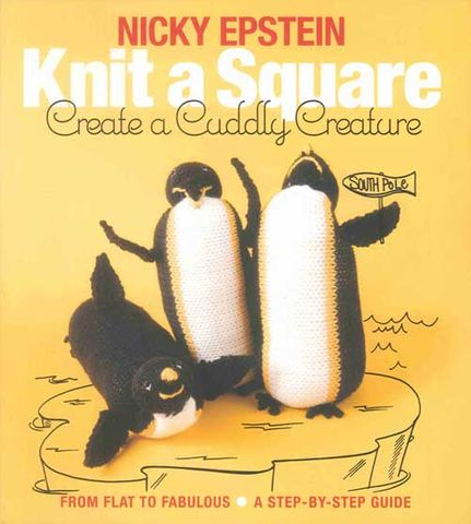Knit a Square: Create a Cuddly Creature