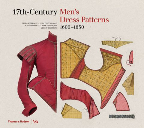 17th Century Men's Dress Patterns