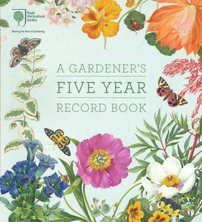 RHS: A Gardener's Five Year Record Book