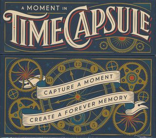 A Moment in Time Capsule