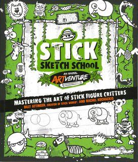Stick Sketch School: An Animal Artventure