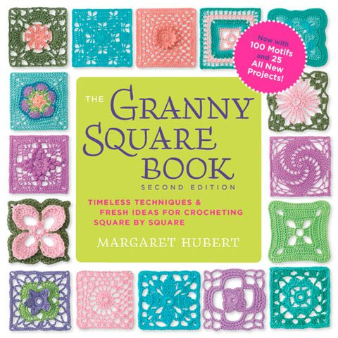Granny Square Book 2nd Edition
