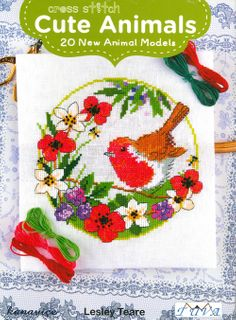 Cross Stitch Cute Animals