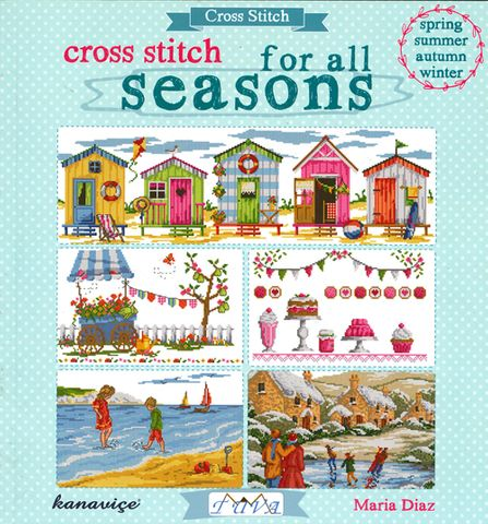 Cross Stitch for All Seasons