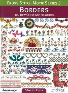 Cross Stitch Motif Series 3: Borders