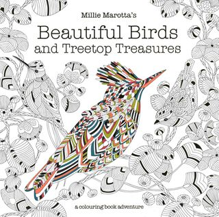 Millie Marotta's Beautiful Birds and Treetop Adventures